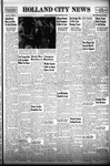 Holland City News, Volume 78, Number 37: September 15, 1949 by Holland City News