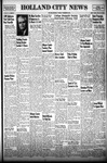 Holland City News, Volume 78, Number 45: November 10, 1949 by Holland City News