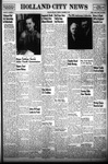 Holland City News, Volume 78, Number 47: November 24, 1949 by Holland City News
