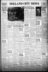 Holland City News, Volume 78, Number 48: December 1, 1949 by Holland City News