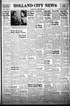 Holland City News, Volume 78, Number 50: December 15, 1949 by Holland City News