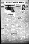 Holland City News, Volume 78, Number 51: December 22, 1949 by Holland City News
