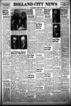 Holland City News, Volume 79, Number 2: January 12, 1950