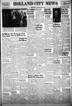 Holland City News, Volume 79, Number 6: February 9, 1950