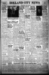 Holland City News, Volume 79, Number 10: March 9, 1950