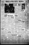 Holland City News, Volume 79, Number 11: March 16, 1950