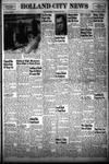 Holland City News, Volume 79, Number 14: April 6, 1950