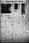 Holland City News, Volume 79, Number 17: April 27, 1950