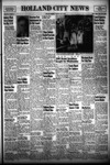 Holland City News, Volume 79, Number 19: May 11, 1950