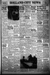 Holland City News, Volume 79, Number 22: June 1, 1950