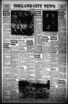 Holland City News, Volume 79, Number 24: June 15, 1950