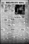 Holland City News, Volume 79, Number 30: July 27, 1950
