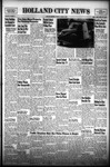 Holland City News, Volume 79, Number 31: August 3, 1950