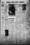 Holland City News, Volume 79, Number 37: September 14, 1950