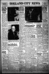 Holland City News, Volume 79, Number 38: September 21, 1950