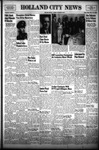 Holland City News, Volume 79, Number 39: September 28, 1950