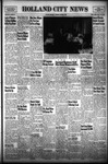 Holland City News, Volume 79, Number 40: October 5, 1950
