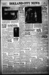 Holland City News, Volume 79, Number 41: October 12, 1950