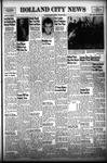 Holland City News, Volume 79, Number 45: November 9, 1950