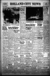 Holland City News, Volume 79, Number 46: November 16, 1950 by Holland City News