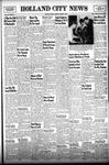 Holland City News, Volume 79, Number 49: December 7, 1950