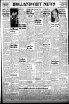 Holland City News, Volume 79, Number 50: December 14, 1950