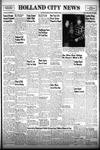 Holland City News, Volume 79, Number 52: December 28, 1950