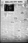 Holland City News, Volume 80, Number 7: February 15, 1951
