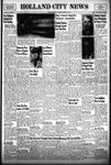 Holland City News, Volume 80, Number 8: February 22, 1951