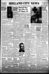 Holland City News, Volume 80, Number 10: March 8, 1951