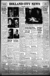 Holland City News, Volume 80, Number 14: April 5, 1951