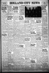 Holland City News, Volume 80, Number 23: June 7, 1951