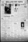 Holland City News, Volume 80, Number 38: September 20, 1951 by Holland City News