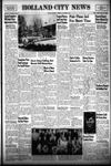 Holland City News, Volume 80, Number 45: November 8, 1951 by Holland City News