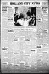 Holland City News, Volume 80, Number 47: November 22, 1951 by Holland City News