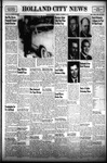 Holland City News, Volume 80, Number 48: November 29, 1951 by Holland City News