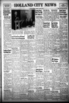 Holland City News, Volume 81, Number 2: January 10, 1952