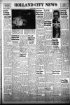 Holland City News, Volume 81, Number 3: January 17, 1952