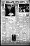 Holland City News, Volume 81, Number 8: February 21, 1952