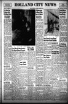 Holland City News, Volume 81, Number 13: March 27, 1952