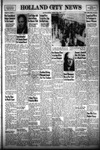 Holland City News, Volume 81, Number 14: April 3, 1952