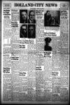 Holland City News, Volume 81, Number 15: April 10, 1952