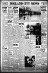 Holland City News, Volume 81, Number 16: April 17, 1952