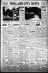 Holland City News, Volume 81, Number 27: July 3, 1952