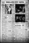 Holland City News, Volume 81, Number 28: July 10, 1952 by Holland City News