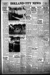 Holland City News, Volume 81, Number 37: September 11, 1952