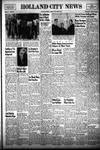 Holland City News, Volume 81, Number 38: September 18, 1952