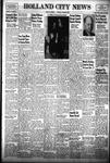 Holland City News, Volume 81, Number 45: November 6, 1952