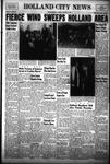 Holland City News, Volume 81, Number 48: November 27, 1952