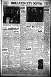 Holland City News, Volume 82, Number 4: January 22, 1953 by Holland City News